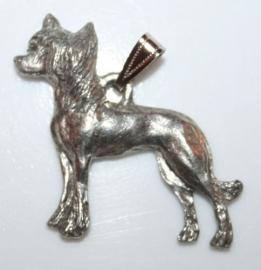 Kettinghanger Chinese Naakthond (Nr 6)