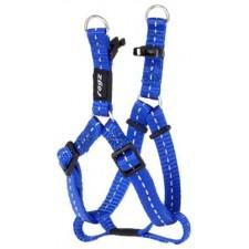 ROGZ FOR DOGS NITELIFE STEP-IN TUIG BLAUW X27X38 CM