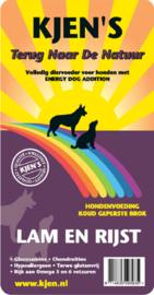 KJEN`S LAM & RIJST Energy Dog Addition 15kg