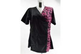 Trimshirt met Pootjes roze - Getailleerd Model - Valt Ruim
