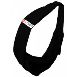 Hondendraagtas 4Lazylegs Pocket Basic Black