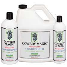 Cowboy Magic Rosewater Conditioner Collection