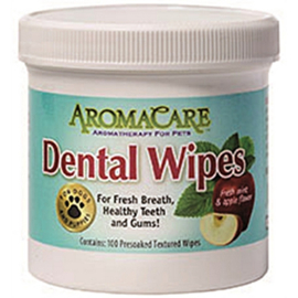 Arome Care dental wipes 100 stuks
