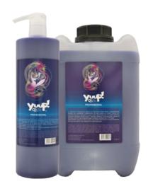 YUUP! Whitening and Brightening Shampoo (Professional)- wit, blond en zilveren vachten 1L of 5 L