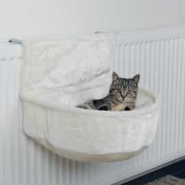 Hangmand wit voor katten