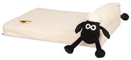 Hondenkussen SHAUN THE SHEEP SOFA CREME 60X40 CM