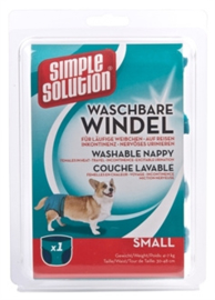 Hondenluier Wasbaar  SMALL 30-48 CM