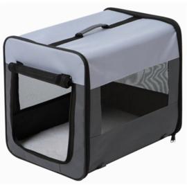 Adori Transportbench Soft Easy Grijs/zwart 3 MATEN