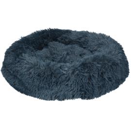 Hondenmand Let's Sleep Donut 50 of 60 cm Donkergrijs