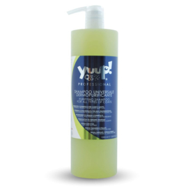 YUUP Purifying Shampoo for All Types of coats - alle rassen 1 L of 5 L