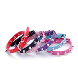 Halsband Spikes XS t/m L