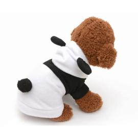Hondenjas Fleece Panda
