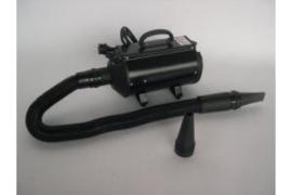 Waterblazer DS  Zwart met geluidsdemper-Gratis Verzending In/ UITVERKOCHT/ EIND FEBRUARI