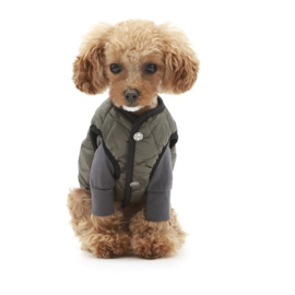 Hondenjas Puppy Angel Jacket  MAC Khaki