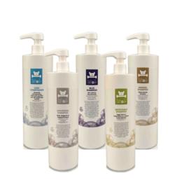 Tools-2-Groom Start set 4 x 1 liter shampoo en 1 liter conditioner