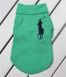 OPVOORRAAD     Honden Shirt Groen