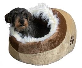 Honden mand Brown 41x35x26 cm - Gratis Verzending