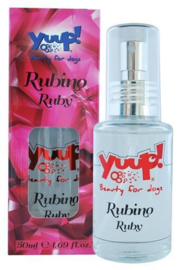 Yuup! ruby long lasting fragrance hondenparfum 50 & 100 ML