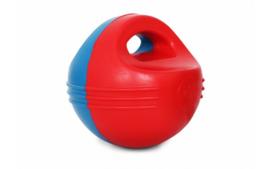 TPR Rubber Superball waterspeelgoed Bal met greep 16cm
