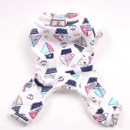Honden Pajama Boot - Medium - Ruglengte 30 cm - In voorraad