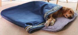 Honden Slaapzak 2 in 1 - Ook geschikt voor de grotere hond.