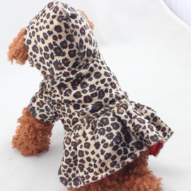 Hondenjas Leopard maat L