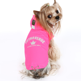 Hondenregenjas Puppy Angel Fifth avenue Pink