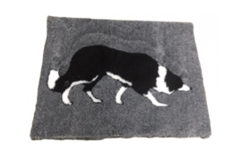 Vet Bed Border Collie anti-slip - Gratis Verzending