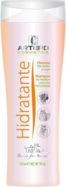 artero  Hidratante shampoo 250 ml, langharige vacht, droge vacht