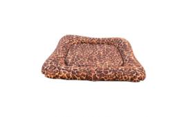 Hondenkussen matras Giraffeprint
