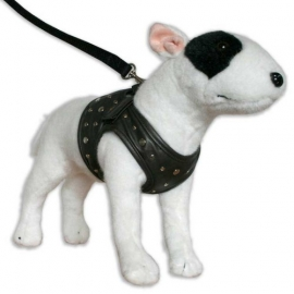 Doxtasy Comfy Harness Full Metal Jacket Grey - XXS - IN VOORRAAD