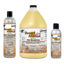 Double K Shampoo Desert Almond