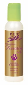 PET SILK BRAZILIAN KERATIN OIL  118 ML