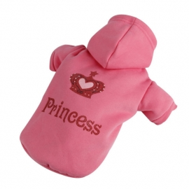 Trui/Hoody/Sweather Princess  MT 1 t/m 6