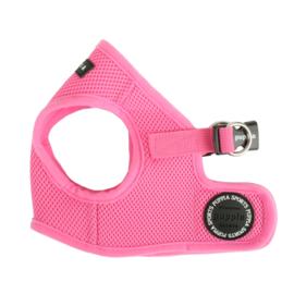 Puppia Soft Vest Harnas Roze  XS t/m XL - Gratis Verzending