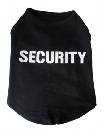 Honden T-Shirt Security OH LALA PETS