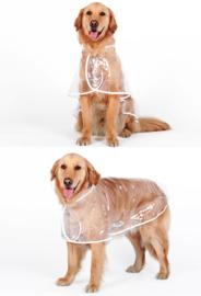 Regenjas voor grote honden 3XL t/m 7 XL