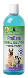 Pro Care Dental solution, in drinkwater