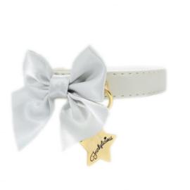 Funkylicious Halsband Romantisch Grijs