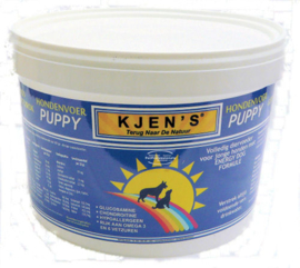 KJEN`S PUPPY/Kleine Rassen Energy Dog Addition Zalm 2 kg