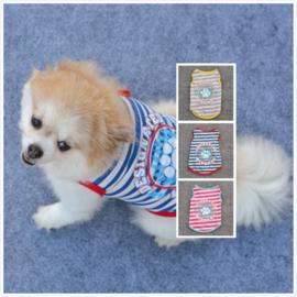 Hondenshirt Doggie - Medium - Ruglengte 30 cm - In Voorraad