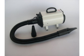 Waterblazer DS Wit met geluidsdemper - GRATIS VERZENDING/ UITVERKOCHT/ LEVERBAAR HALF SEPT