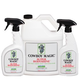 Cowboy Magic Super Bodyshine Collection