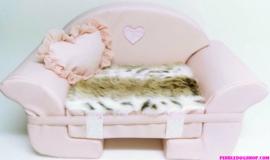 Eh Gia Sofa roze met hart