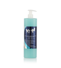 YUUP - Crisp Coat Volumizing Shampoo - Ruwharige vachten & Volume 1 Liter