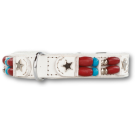 Doxtasy White Hawk Hondenhalsband 25 cm - Small - Nekomvang 19,5 - 22 cm - IN VOORRAAD