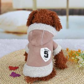 Hondenjas Roze Fashion 5