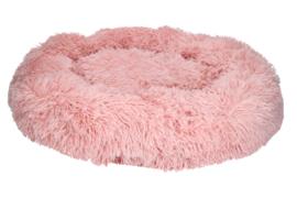 Hondenmand Let's Sleep Donut 50 of 60 cm Roze