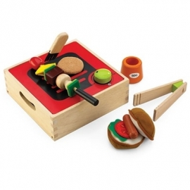 BBQ Picknick set Wonderworld 4537