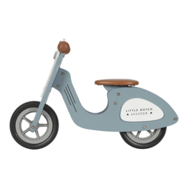 Little Dutch Loopscooter Blauw LD 4385